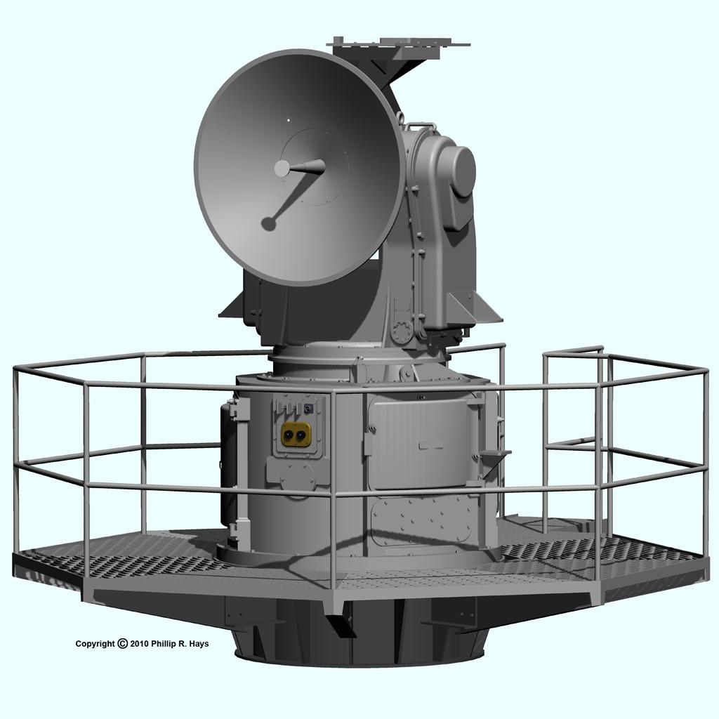AN SPW 2 Guidance Antenna