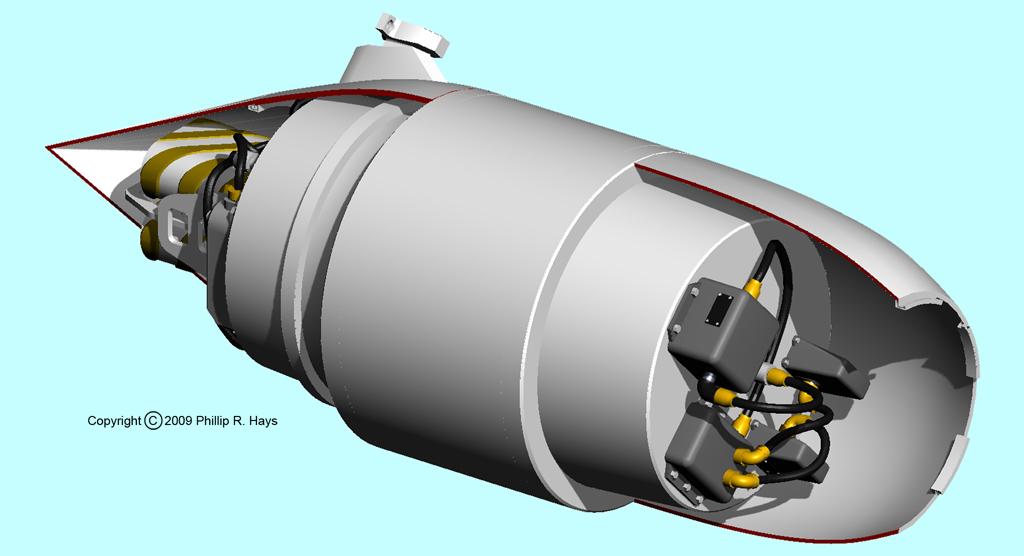 Talos Missile W-30 Nuclear Warhead Development