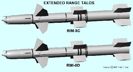 Extended Range Talos