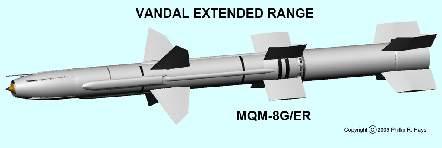 Vandal Extended Range
