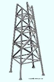 Forward tower
